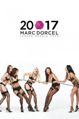 CALENDRIER MARC DORCEL 2017