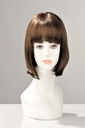 PERRUQUE CHINA DOLL CHEVEUX CHATAIN