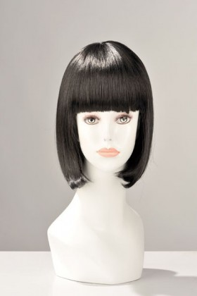 PERRUQUE CHINA DOLL CHEVEUX BRUN