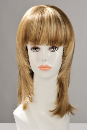 PERRUQUE SALOME CHEVEUX BLOND MECHES