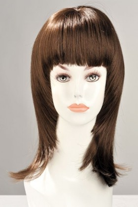 PERRUQUE SALOME CHEVEUX CHATAIN