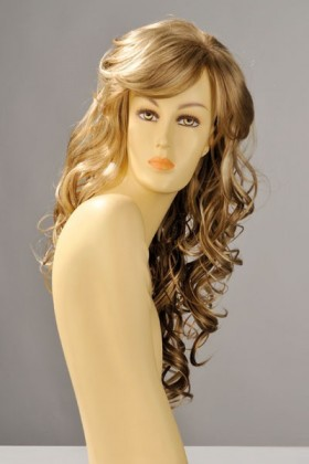 PERRUQUE DAREEN CHEVEUX BLOND MECHES
