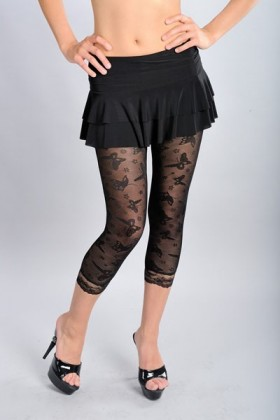 LEGGING RESILLE ARABESQUE