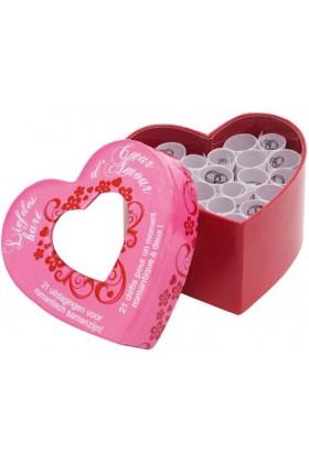 Mini coeur d'amour FR/NL