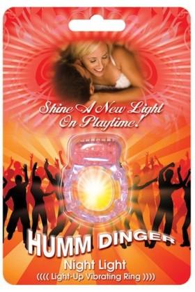 Cockring vibrant lumineux Hummdinger Night Light