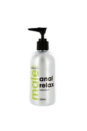 GEL MALE ANAL RELAX 250ML